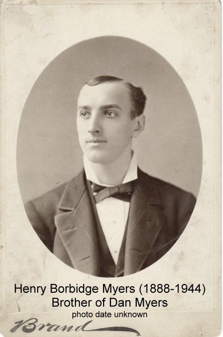 1888-19- Henry Myers