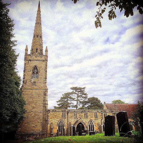 Mancetter church