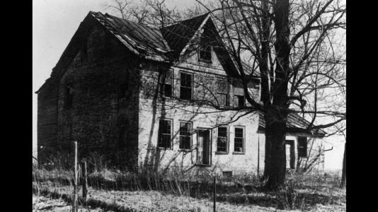 Maj. Brown house